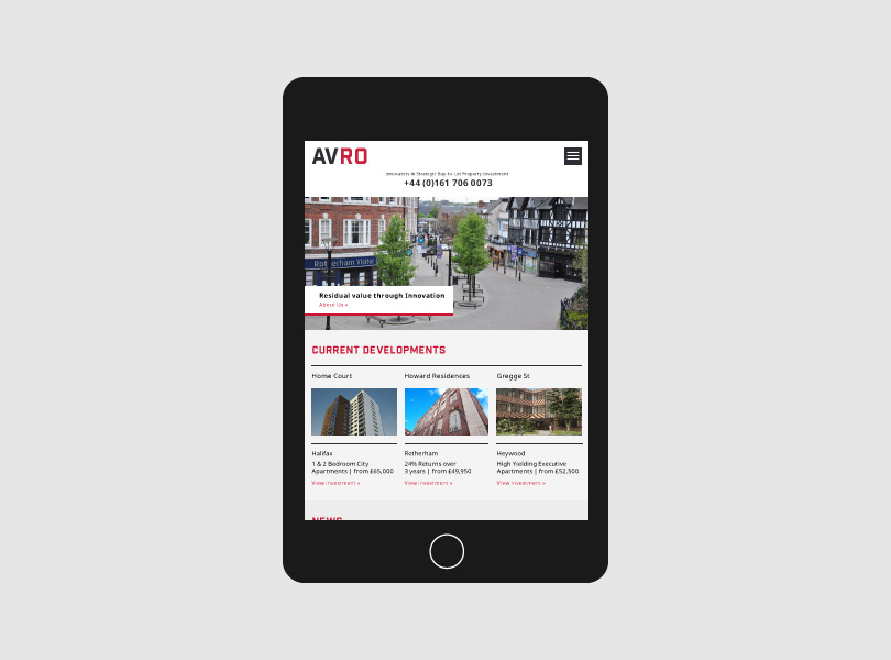 AVRO Developments