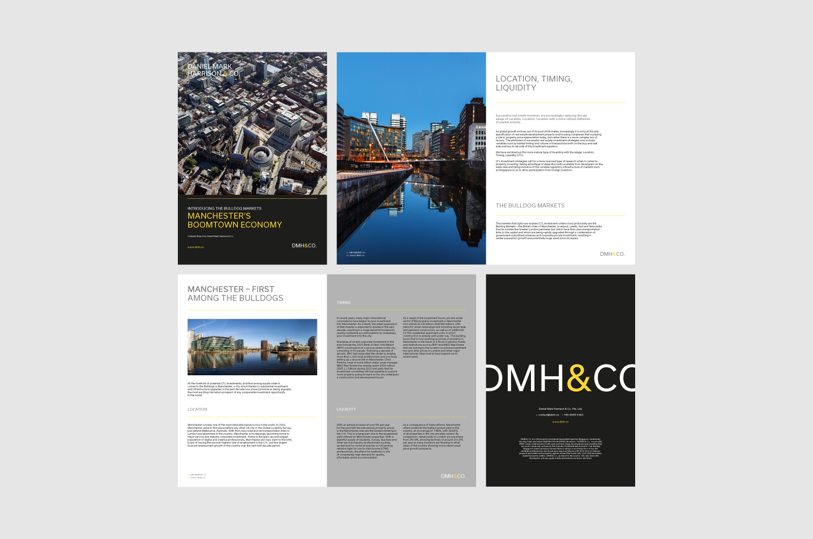DMH&CO Digital Guide