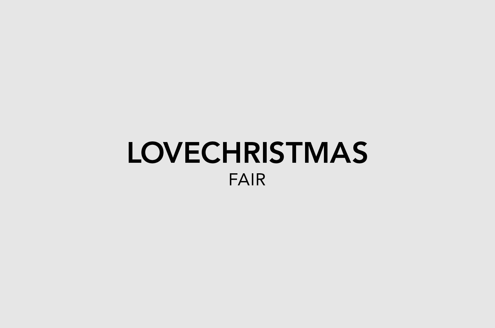 LoveChristmas Brand 01 - Logotype