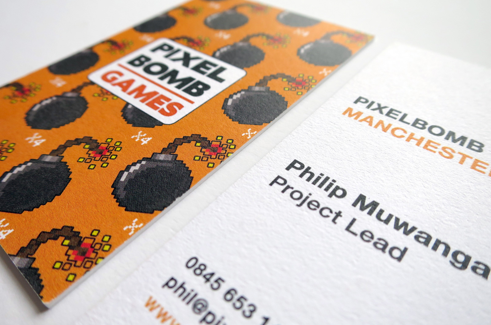 Pixelbomb Business Cards 01